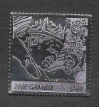 Sellos de Africa - Gambia -  Papa Juan Pablo II (SCOTT 2980)