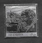Stamps : Africa : Gambia :  Papa Juan Pablo II (SCOTT 2981)
