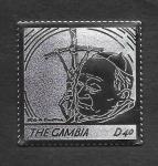 Stamps : Africa : Gambia :  Papa Juan Pablo II (SCOTT 2987)