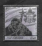 Stamps Gambia -  Papa Juan Pablo II (SCOTT 2990)