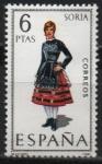 Sellos de Europa - España -  Soria