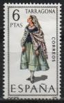 Stamps Spain -  Tarragona