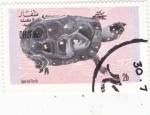 Sellos de Asia - Omán -  TORTUGA