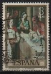 Sellos de Europa - España -  Presentacion d´niño Dios