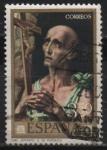 Sellos de Europa - España -  San Jeronimo