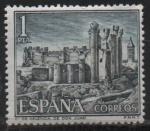 Sellos de Europa - España -  Castillos d´España (Valencia d´Don Juan)