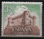 de Europa - España -  Castillos d´España (Monbeltran Avila))