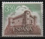 Sellos de Europa - España -  Castillos d´España (Monbeltran Avila))