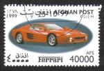 Stamps : Asia : Afghanistan :  Ferrari F512M