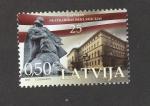 Stamps Latvia -  25 Aniv. de la independencia