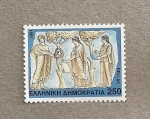 Stamps Europe - Greece -  Mitología
