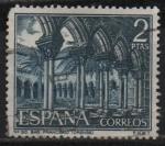 Stamps Spain -  laustro d- San Francico Orense
