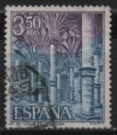 Stamps Spain -  lonjan d´Zaragoza