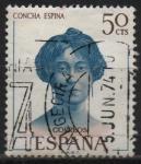 de Europa - España -  Conchita Espina