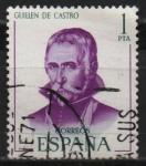 de Europa - España -  Guillen d´Castro