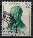 de Europa - España -  Juan Ramon Jimenez