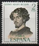 de Europa - España -  Gustavo Adolfo Becquer