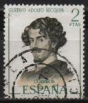 de Europa - España -  ustavo Adolfo Becquer