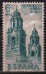 Sellos de Europa - España -  Catedral d´Morella