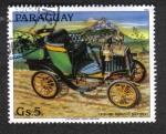 Sellos de America - Paraguay -  Antiguos automóviles, CV Ceirano 5, 1901