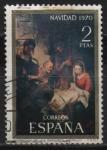 Sellos de Europa - España -  Navidad (Adoracion d´l´Pastores)