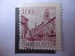 Stamps Europe - Yugoslavia -  Ciudad de Bitola - (rep. de Macedonia)- Turismo.