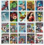 Stamps United States -  Iron Man
