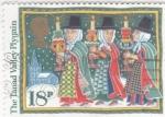 Stamps : Europe : United_Kingdom :  FIESTA DEL VALLE TANAD
