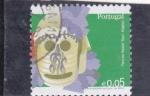 Stamps : Europe : Portugal :  FIESTA DE LAS RAPACES