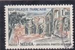 Sellos del Mundo : Europa : Francia : MÉDÉA