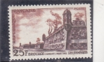 Stamps : Europe : France :  Hiers-Brouage