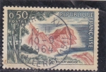 Stamps : Europe : France :  COSTA AZUL