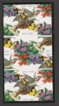 Stamps United States -  Colibrí caliope & coloradillo