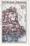 Stamps : Europe : France :  PANORÁMICA BEYNAC-CAZENAC
