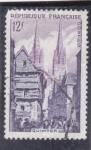 Stamps : Europe : France :  CIUDAD DE QUIMPER