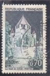 Stamps : Europe : France :  LA TOUR DE CESAR-PROVINS