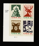 Stamps United States -  Oso