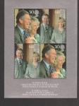 Stamps United Kingdom -  Principe Carlos y Camila Parker-Bowles