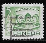 Sellos del Mundo : America : Canadá : Canadá
