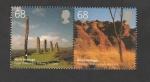 Sellos de Europa - Reino Unido -  Patrimonio de la humanidad