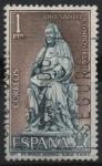 Sellos de Europa - España -  Año Santo Compostelano (Santa Brigida d´Vadsten