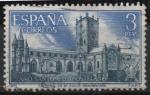 Sellos de Europa - España -  Año Santo Compostelano (Catedral d´San David Gran Bretaña)