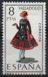 Stamps Spain -  Valladolid