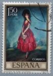 Sellos del Mundo : Europa : España : Duquesa d´Alba