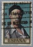 Sellos de Europa - España -  Ignacio d´Zuloaga