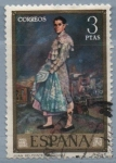 Stamps Spain -  Juan Belmonte