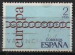 Sellos del Mundo : Europa : España : Europa 1971