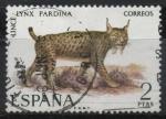 Stamps Spain -  Fauna hispanica (Lince)