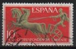 Sellos de Europa - España -  Alegoria