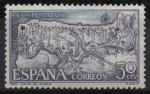Sellos de Europa - España -  Año Santo Compostelano (Rutas Jacobeas Europeas)